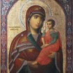 17.Икона Пресв.Богородицы Шуйская-Смоленская.Общий вид после реставрации,