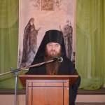 Руководитель отдела по церковной благотворительности и социальному служению игумен Алипий (Медов)