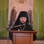 Руководитель паломнического отдела иеромонах Николай (О