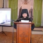 Руководитель дисциплинарной комиссии игумен Лазарь (Елистратов)