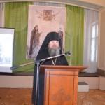 Председатель епархиального суда игумен Вонифатий (Клименко)